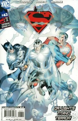 SUPERMAN BATMAN #43 NM (2008)