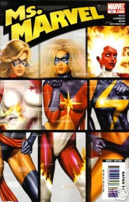 MS. MARVEL #22 NM (2008)