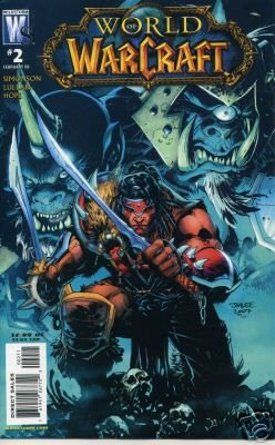 WORLD OF WARCRAFT #2 NM (2008)  COVER B