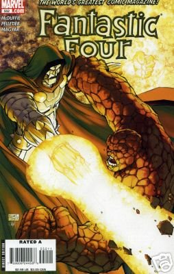 FANTASTIC FOUR #552 NM (2008)