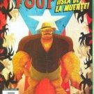 FANTASTIC FOUR ILSLA DE LA MUERTE! NM (2008)