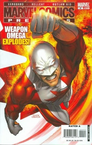 MARVEL COMICS PRESENTS #4 NM (2008)