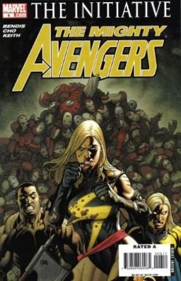 MIGHTY AVENGERS #6 NM (2008)