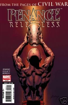 PENANCE RELENTLESS #2 NM (2007)