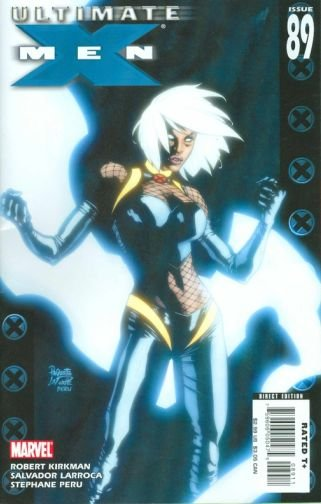 ULTIMATE X-MEN #89 NM (2008)