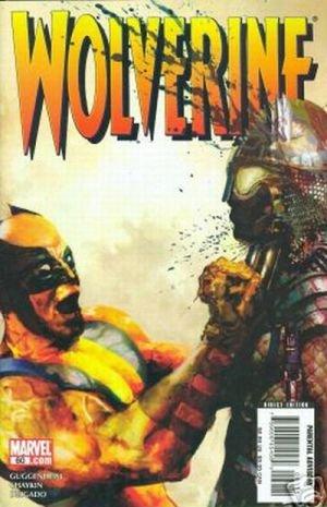 WOLVERINE #60 NM (2008)