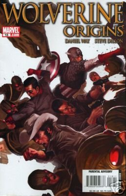 WOLVERINE ORIGINS #18 NM (2007)