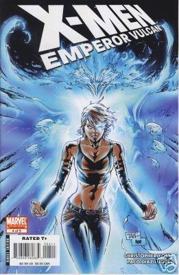 X-MEN EMPEROR VULCAN #4 NM (2008)
