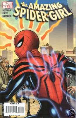 AMAZING SPIDER-GIRL #16 NM (2008)