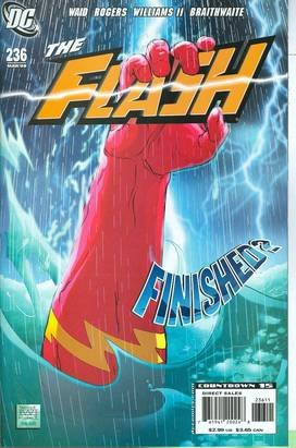 FLASH #236 NM(2008)