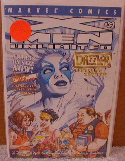 X-MEN UNLIMITED #32 VF OR BETTER