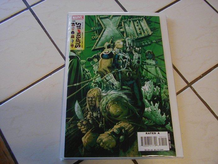 X-MEN #191 NM