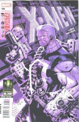 X-MEN #198 NM
