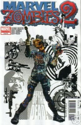 MARVEL ZOMBIES 2 #4 NM (2008)