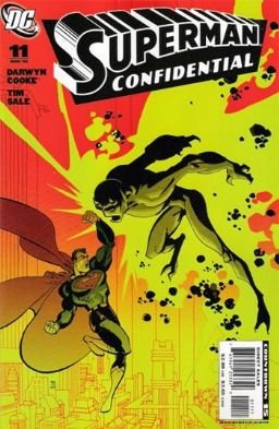 SUPERMAN CONFIDENTIAL #11 NM (2008)