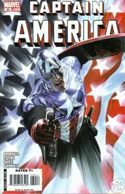 CAPTAIN AMERICA #34 NM (2008) 1ST PRINT-ALEX ROSS COVER