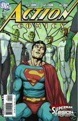 ACTION COMICS #861 NM (2008)
