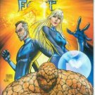 FANTASTIC FOUR #553 NM (2008)