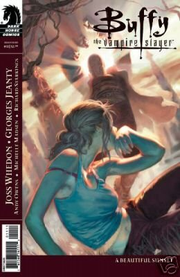 BUFFY THE VAMPIRE SLAYER SEASON EIGHT #11 NM (2008)