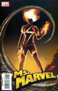 MS. MARVEL #24 NM (2008)  BINARY IS BACK!