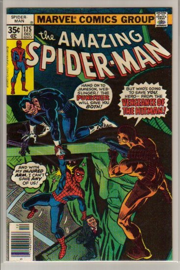 AMAZING SPIDER-MAN #175 F/VF