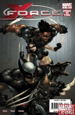 X-FORCE #1 NM(2008)