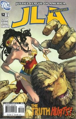 JLA CLASSIFIED #52 NM (2008)