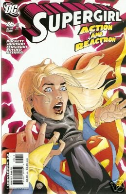 SUPERGIRL #26 NM (2008)