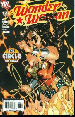 WONDER WOMAN #17 NM (2008)