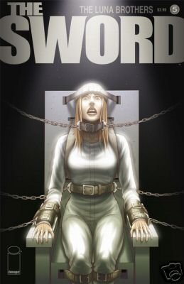 THE SWORD #5 NM (2008)