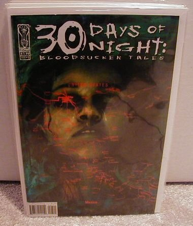 30 DAYS OF NIGHT: BLOODSUCKER TALES #7 VF OR BETTER
