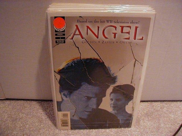 ANGEL #1 VF OR BETTER