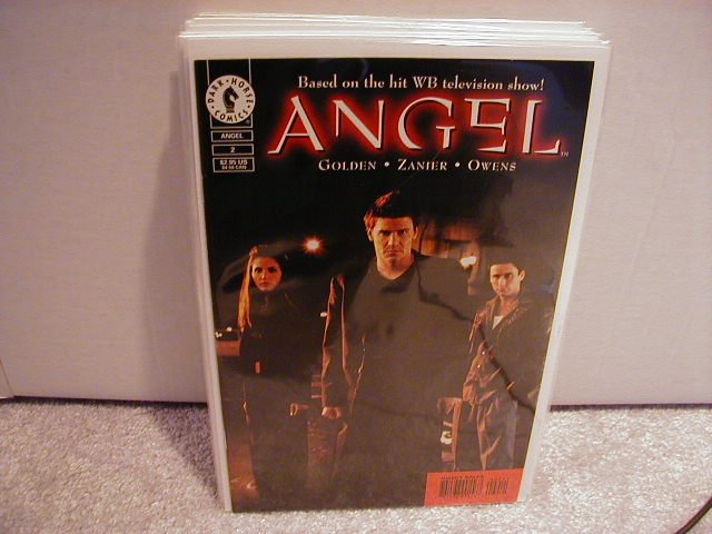 ANGEL #2 PHOTO COVER VF OR BETTER