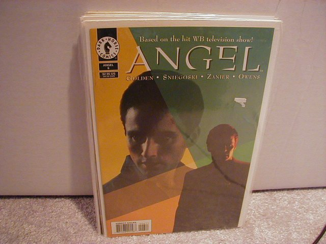 ANGEL #6 VF OR BETTER