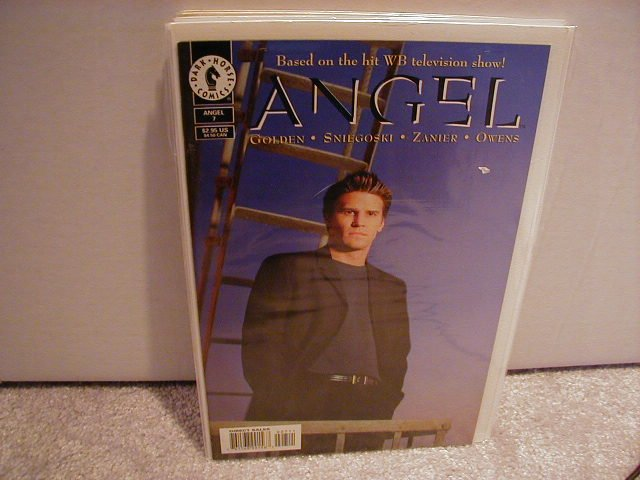 ANGEL #7 VF OR BETTER
