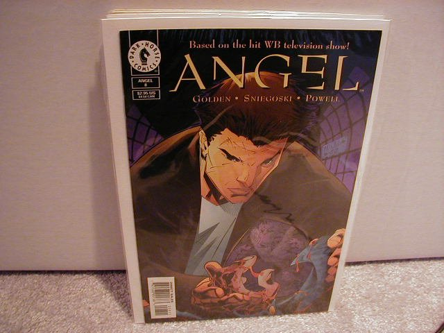 ANGEL #8 VF OR BETTER