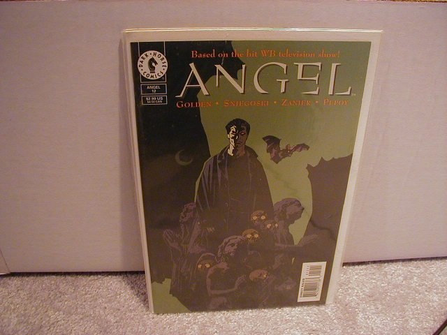 ANGEL #12 VF OR BETTER