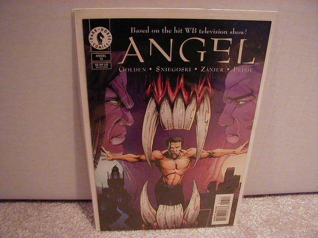 ANGEL #13 VF OR BETTER