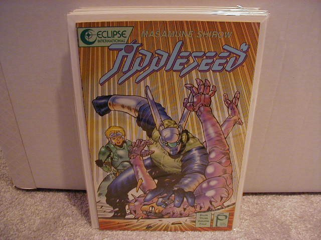 APPLESEED BOOK THREE #4  VF OR BETTER