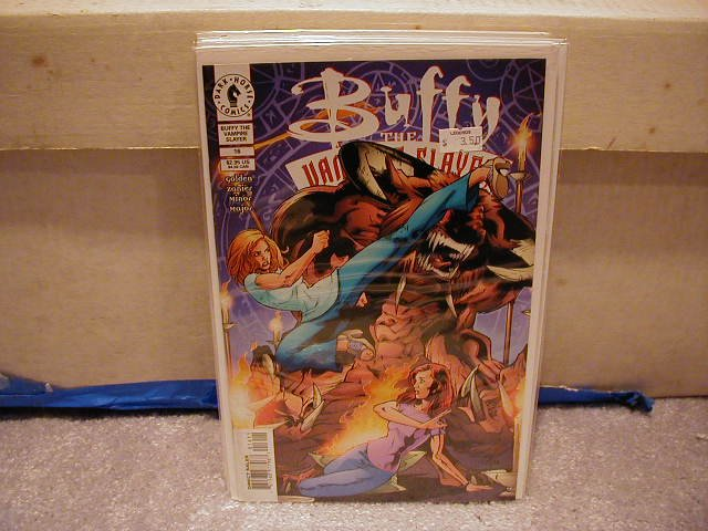 BUFFY THE VAMPIRE SLAYER #16 VF OR BETTER