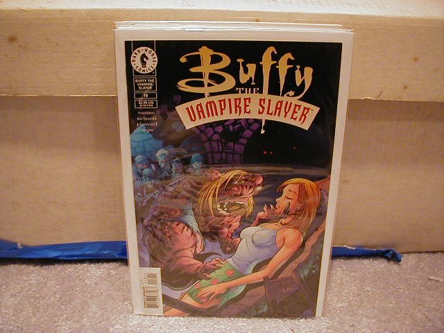 BUFFY THE VAMPIRE SLAYER #18 VF OR BETTER