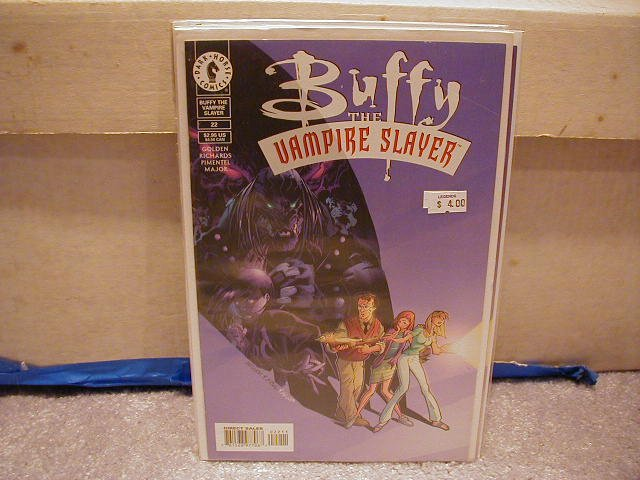 BUFFY THE VAMPIRE SLAYER #22 VF OR BETTER