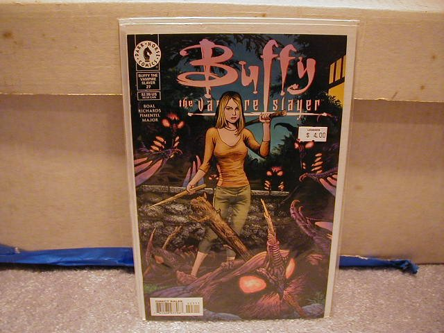 BUFFY THE VAMPIRE SLAYER #27 VF OR BETTER