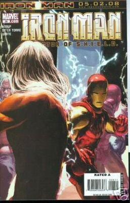 IRON MAN #26  NM(2008)