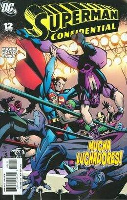 SUPERMAN CONFIDENTIAL #12 NM(2008)