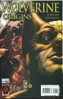 WOLVERINE ORIGINS #22 NM (2008) DEADPOOL