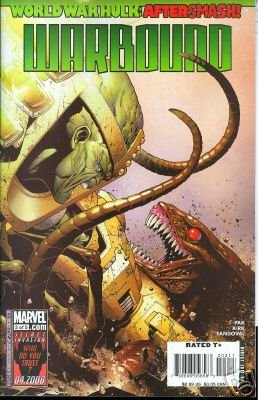 WORLD WAR HULK WARBOUND #3 NM (2008)