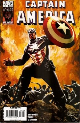 CAPTAIN AMERICA #35  NM(2008)