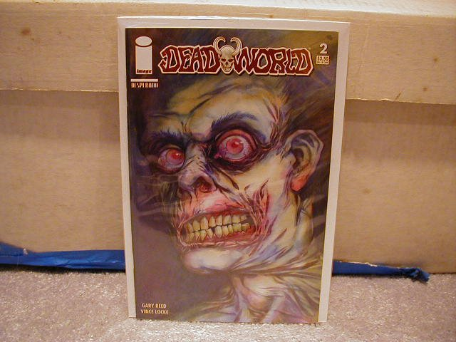 DEADWORLD #2  VF/NM