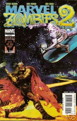 MARVEL ZOMBIES 2 #5 NM